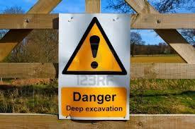 dangerexcavation