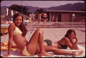 Summer, 1973. File Public Domain, Environmental Protection Agency. Schaefer, Harry, Photographer