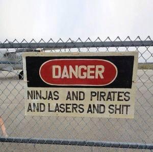 INTJ Danger Sign